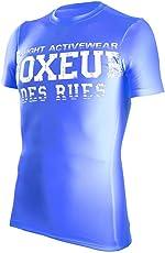BOXEUR DES RUES Serie Fight Sportbekleidung, T-Shirt Herren XL