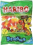 Haribo Drachen Beutel, 18er Pack (18 x 175 g)