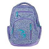ergonomischer Schulrucksack 30l Sport junior Purple