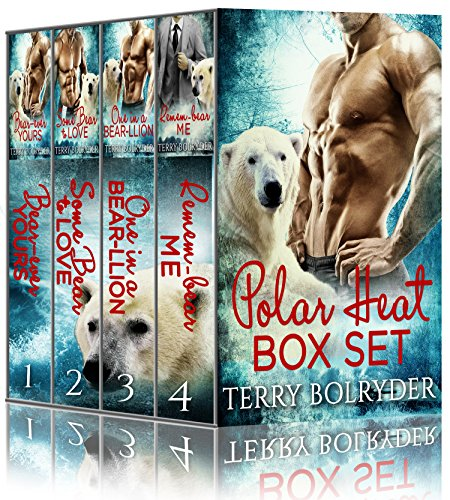 Polar Heat Boxed Set: 4 BBW Bear Shifter Romances (English Edition)