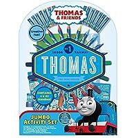 Thomas the Tank Engine and Train Friends Jumbo Activity Set