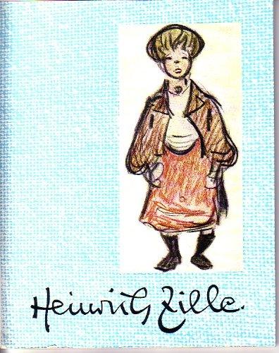 Heinrich Zille -Zeichnungen, Radierungen, Lithographien