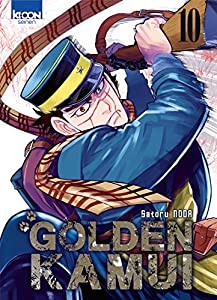 Golden Kamui Edition simple Tome 10