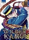 Golden Kamui, tome 10 par Noda