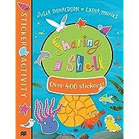 Sharing a Shell Sticker Book (Sticker Books)