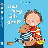 Baby Pixi 41: Das mag ich gern - Miriam Cordes
