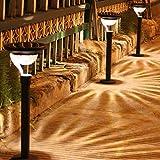 ETbotu Regali per Bambini - Outdoor Lampada a LED a energia Solare per Prato, Impermeabile, Luce Notturna, Lampada da Giardino, Decorazione Luce