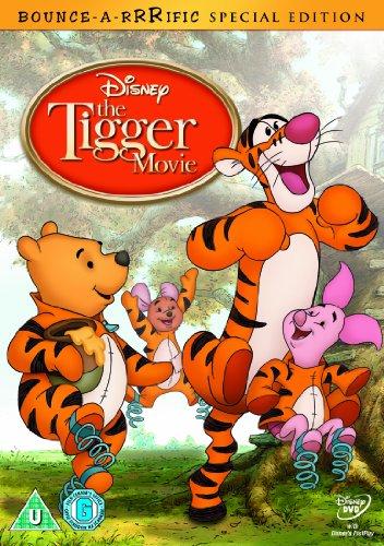 Tigger Movie [Edizione: Regno Unito]