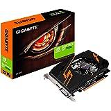 Gigabyte GV-N1030OC-2GI GeForce GT 1030 2GB GDDR5 - Tarjeta gráfica (NVIDIA, GeForce GT 1030, 4096 x 2160 Pixeles, 1265 MHz,