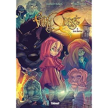 Fairy Quest - Tome 02: Les parias