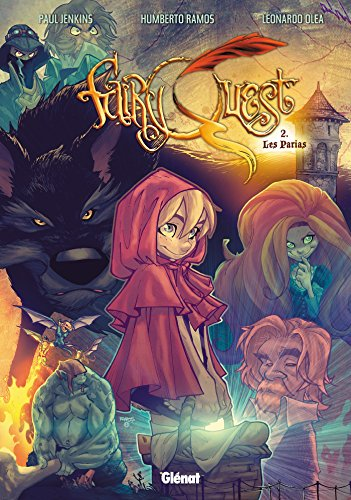 Fairy Quest - Tome 02: Les parias