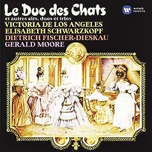 Le Duo des Chats et autres airs, duos et trios