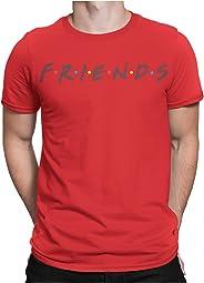 F.R.I.E.N.D.S Round Neck T-Shirt for Unisex