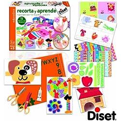 Diset 63636 - Recorta Y Aprende