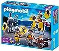 Medieval: tropa de caballeros de Playmobil (4871)