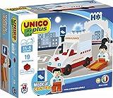Unico COSTRUZIONE City-Soccorso Ambulanza 19pz 8543