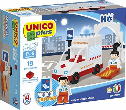 BIG 8543 - Unico Plus Krankenwagen Preisvergleich