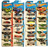Hot Wheels Cars Collection Of 20 Futuris...