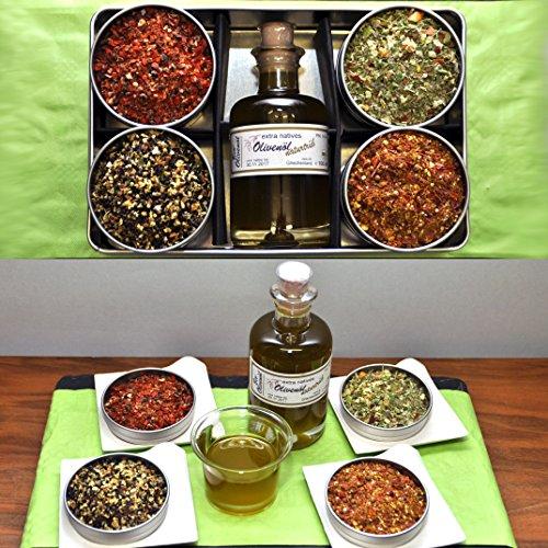 61p1fJ01PkL - direct&friendly Bio Grill Gewürz Superfood Set Geschenke für Männer