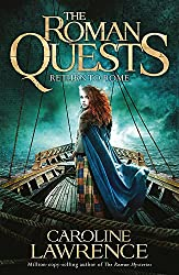 Return to Rome: Book 4 (The Roman Quests)