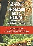 Lire le livre L'horloge nature: Prévoir temps, gratuit