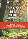 L'horloge de la nature: Prévoir le temps, comprendre les saisons, comprendre les animaux et les plantes par Wohlleben