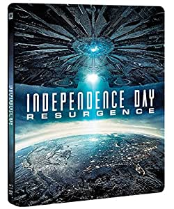 Independence Day: Rigenerazione (Blu-Ray 3D + 2D Steelbook);Independence Day - Resurgence