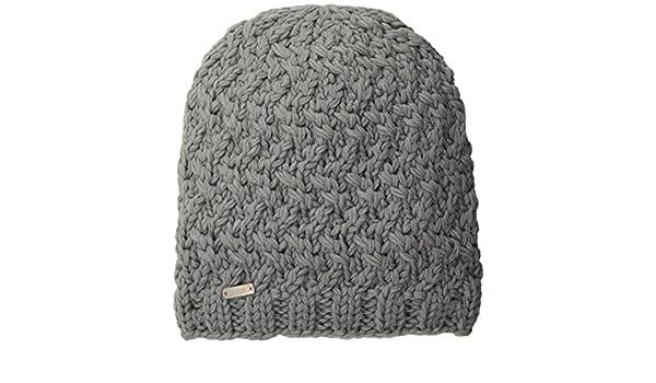 Skull Cap Coal Damen M/ütze