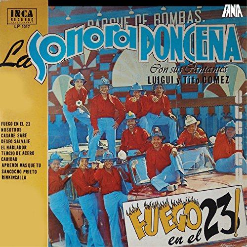 Fuego En El 23 - Sonora Poncena