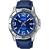 Casio Analog Blue Dial Men's Watch-MTP-VD01L-2BVUDF (A1737)