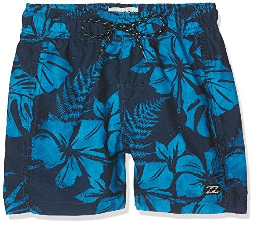 Billabong All Jungen-Badeshorts 14 Jahre Marineblau (Shorts Gestickte Billabong)