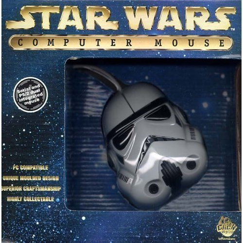 Star Wars Storm Trooper Computer Maus