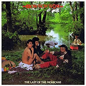 the last of the mohicans LP