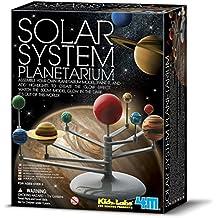 4M Dam 5603257 - Jeu de construction - Kidzlabs - Kit Modele Du Systeme Planetaire