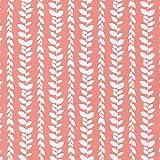 HIGGS & Blätter Girlande - Pink - Baumwolle Stoff - Kinder
