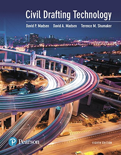 Madsen, D: Civil Drafting Technology (What's New in Trades & Technology)