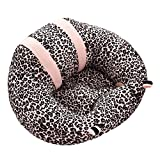 Baby Sofa,Sundlight Baby Support Seat Sofa Plush and PP Cotton Animal Pillow Protector Cushion Sitting Sofa for 0-2 Year Old Baby