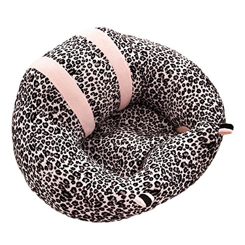 Baby Sofa,Sundlight Baby Support Seat Sofa Plush and PP Cotton Animal Pillow Protector Cushion Sitting Sofa for 0-2 Year Old Baby 61p2LlI ktL