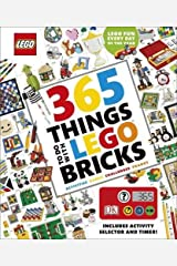 365 Things to Do with LEGO® Bricks: With activity selector and timer Hardcover