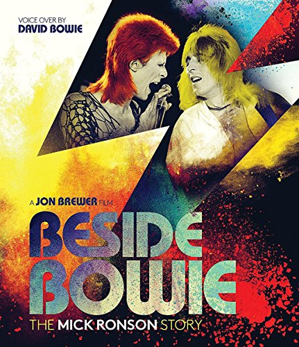Beside Bowie: The Mick Ronson Story [Blu-ray]