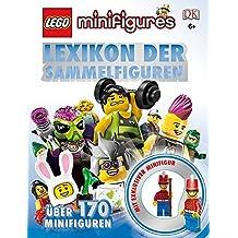 LEGO® Minifigures Lexikon der Sammelfiguren: Über 170 Minifiguren