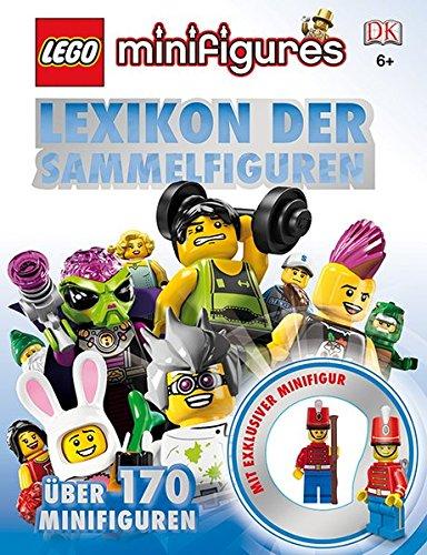 Preisvergleich Produktbild LEGO® Minifigures Lexikon der Sammelfiguren: Über 170 Minifiguren