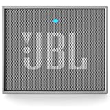 JBL Go Ultra Wireless Bluetooth Lautsprecher  grau