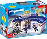 Playmobil Police station suitcase 5917