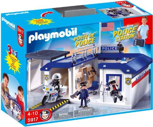 Poste de Police Portable (5917)