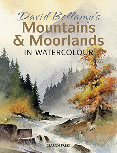 David Bellamy's Mountains & Moorlands in Watercolour (Mountain Collection-pack)