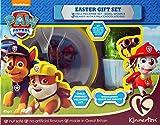 Paw Patrol Chocolate Easter Egg Gift set colazione-Ciotola tazza e cucchiaio