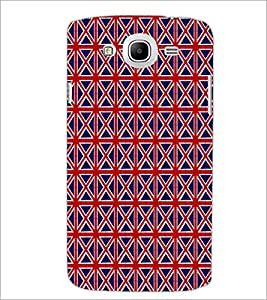 Printdhaba Pattern D-6082 Back Case Cover For Samsung Galaxy Mega 5.8