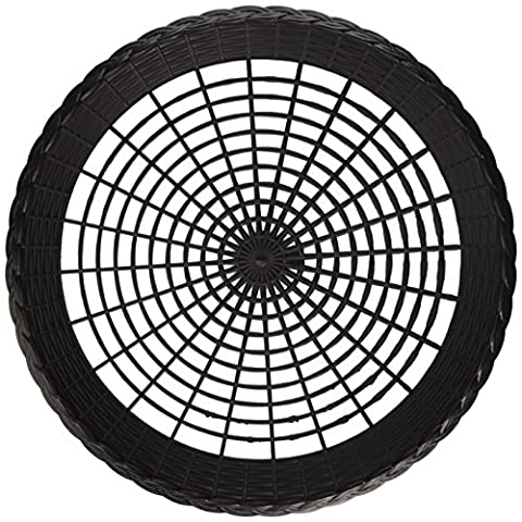 Plastic 9 Paper Plate Holders in Black Maryland Plastics 4 per Pack by Maryland Plastics