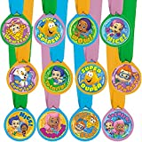 Bubble Guppies Award Medals / Favors (12ct) by Bubble Guppies